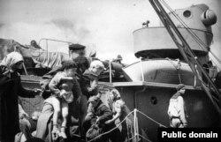 Евакуація із Севастополя