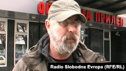 Бранко Нешкоски, директор на Јавното претпријатие за просторни и урбанистички планови од Прилеп.