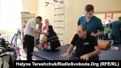 В'ячеслав Кравченко у Військово-медичному клінічному центрі