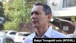 Өмірбек Бабанов.