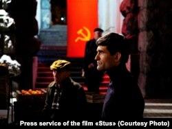 Сцена з фільму «Стус»