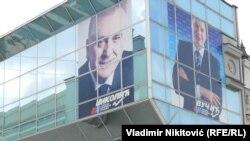 Mogući predsednički kandidati: Tomislav Nikolić i Aleksandar Vučić
