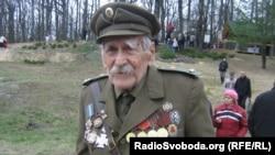 Ветеран двох армій Олексій Поліщук