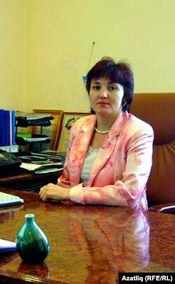 Раушания Сәүбәнова