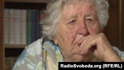 Анастасія Гулей, бранка німецьких концтаборів