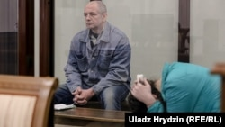Обвиняемые по делу об убийстве восьмимесячной девочки. Брестская область, август 2019 года.
