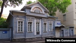 Дом Палибина в Хамовниках