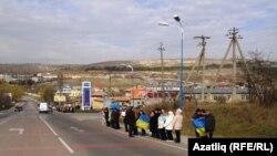Кырымтатарлары урам чарасында