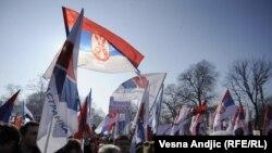 Протестите на опозицијата