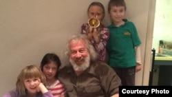 Владимир Гандельсман с учениками