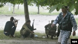 Beslan: Three Days Of Terror