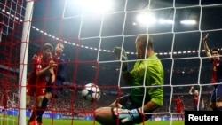 Bavariya - Barselona 4 - 0