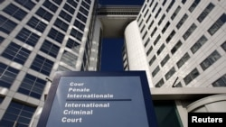 FILE: The International Criminal Court (ICC) in The Hague