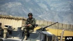 Танку зиреҳпӯшҳои НАТО дар Ӯзбакистон хоҳанд монд?