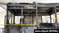 Albaniyada 31 mart etirazı