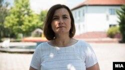 Јагода Шахпаска, Министерка за труд и социјална политика