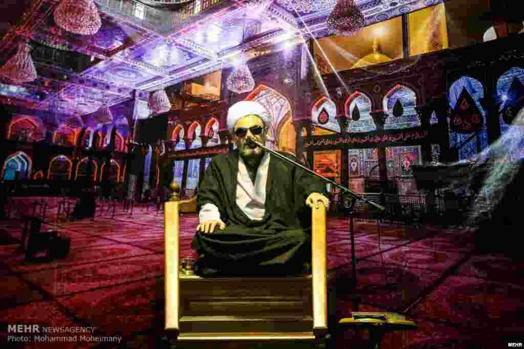 تکیه ثارالله در تهران