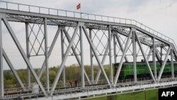 Podul peste Nistru dintre Tiraspol şi Bender