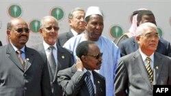 رهبران سازمان کنفرانس اسلامی در داکار جمع شده بودند. عکس از AFP