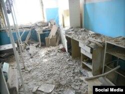 Приміщення амбулаторії №3, Лисичанськ