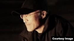 Кыргызский режиссёр Марат Сарулу.