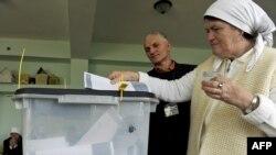 Гласање во Косово
