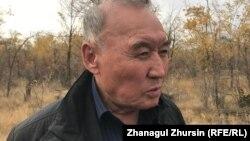 Эколог Марат Білімов. Ақтөбе облысы, 11 қазан 2018
