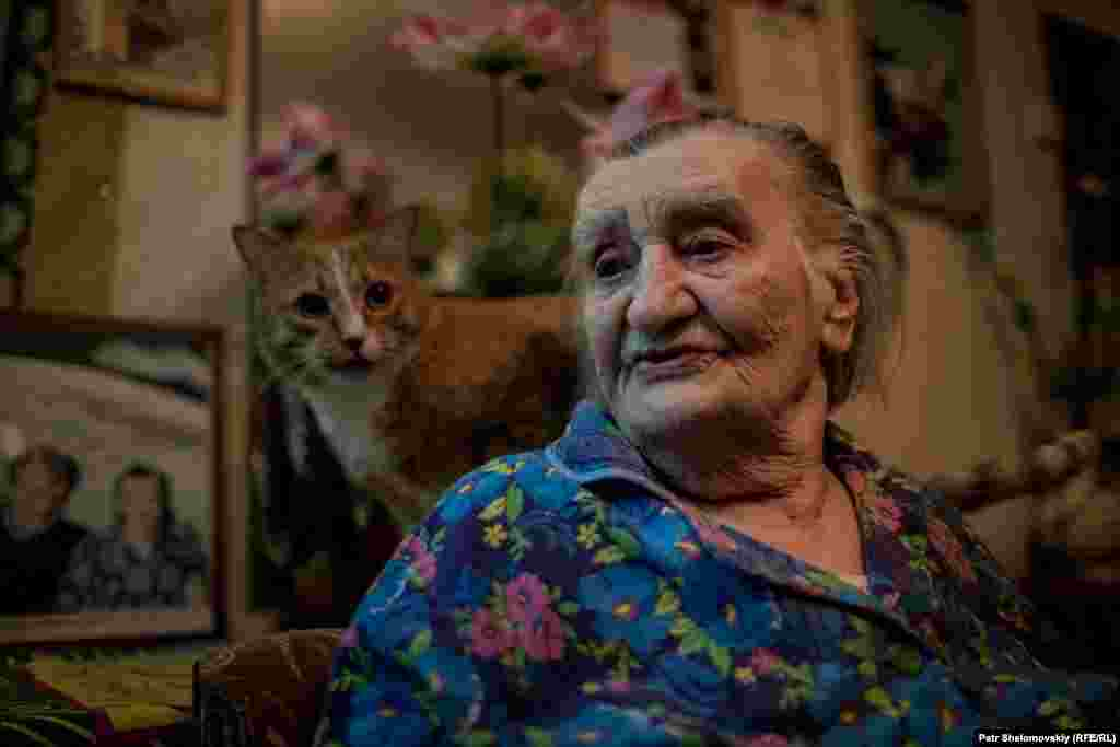 Anna Krikun is one of the oldest residents living around Vorkuta, a coal-mining Russian city above the Arctic Circle. At 93, Krikun is also one of the few remaining survivors of the Vorkuta gulag, one of the largest labor camps in the Soviet Union.