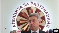 Gjorge Ivanov, predsjednik Makedonije