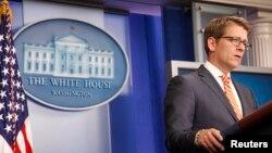 Джей Карні, прес-секретар Білого дому