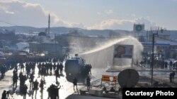 Од протестот на Самоопределување, 14.01.2012.