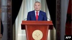 Претседателот на Албанија Илир Мета