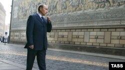 Володимир Путін, який був співробітником КДБ, працював у Дрездені з 1985 по 1990 роки