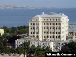 Heydər Əliyev Fondunun binası
