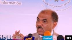 حسن اللوزی، سخنگوی دولت یمن و وزیر اطلاعات این کشور
