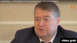 Леонид Маркелов в телеэфире по итогам голосования