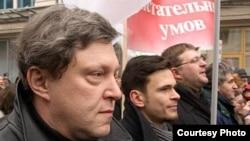 """В 2005 году СПС и """"Яблоко"""" пошли на выборы в Мосгордуму единым списком"""