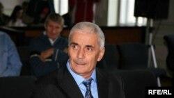Antun Gudelj, optuženi za ubistvo Josipa Reihl-Kira, na suđenju u Osijeku, Photo: Drago Hedl