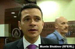 Илья Яшин, член партии ПАРНАС