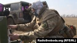 Ілюстративне фото. Аеророзвідка на Донбасі