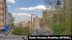 Донецк. Апрель 2020 года