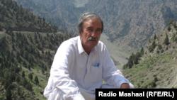 Sailab Mehsud, a contributor to RFE/RL's Radio Mashaal.