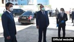 Президент Таджикистану Емомалі Рахмон