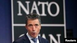 Генеральний секретар НАТО Андерс Фоґ Расмуссен