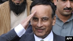 Ish ambasadori pakistanez ne SHBA Husain Hakani
