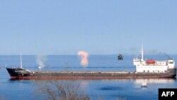 Нефтяной танкер. Иллюстративное фото.