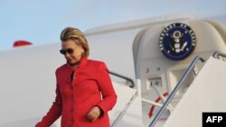 U.S. Secretary of State Hillary Clinton begins a tour of Ukraine, Poland, Azerbaijan, Armenia, and Georgia on July 1.