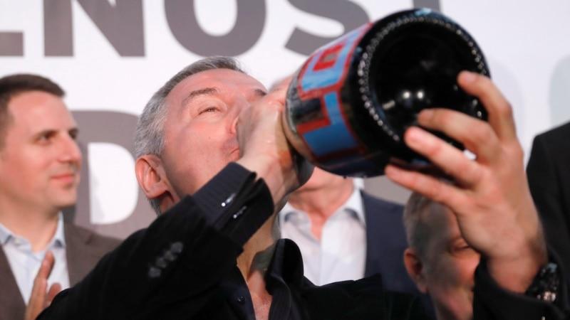 Djukanovic Wins Montenegro's Presidential Election, Avoids Runoff