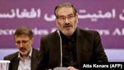 Әли Шамхани, Иран қауіпсіздік кеңесінің хатшысы.