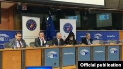 На 4-ом Армянском форуме Европы, Брюссель, 19 октября 2017 г․
